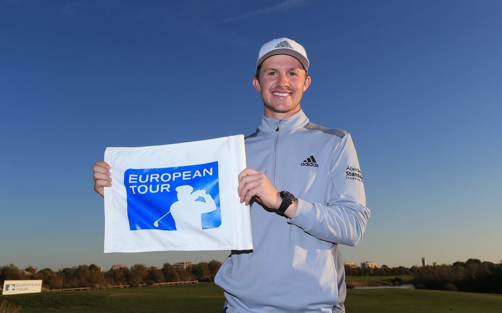 Connor Syme Secures European Tour Card Through Tour School for 2017/2018 season